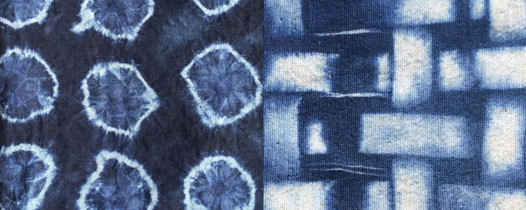Shibori-selection